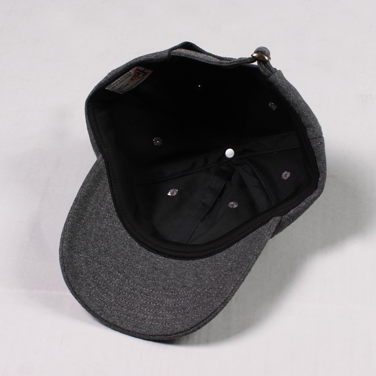 FELCO (フェルコ)  SWEAT BB CAP / F NATURAL CHARCOAL