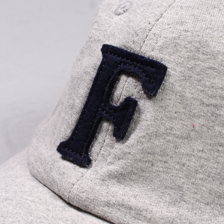 FELCO (フェルコ)  SWEAT BB CAP / F NAVY GREY H
