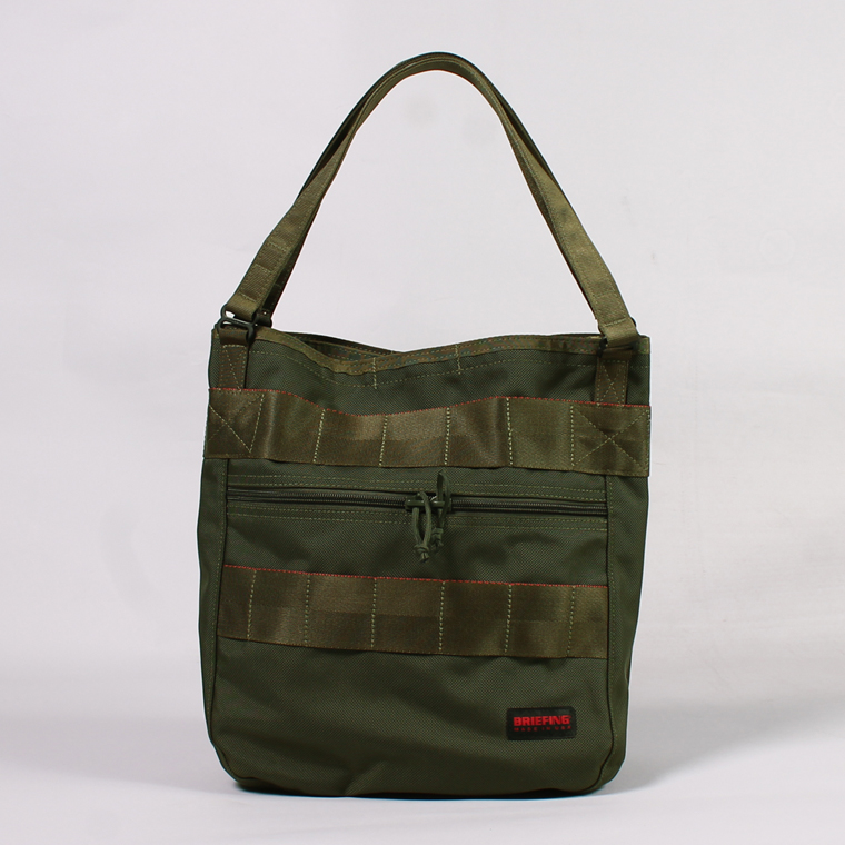 BRIEFING(ブリーフィング)  R3 TOTE / RANGER GREEN