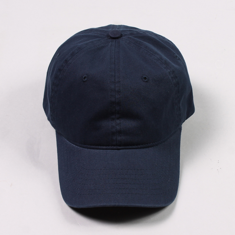 BAYSIDE (ベイサイド)  UNSTRUCURED WASHED TWILL CAP / NAVY
