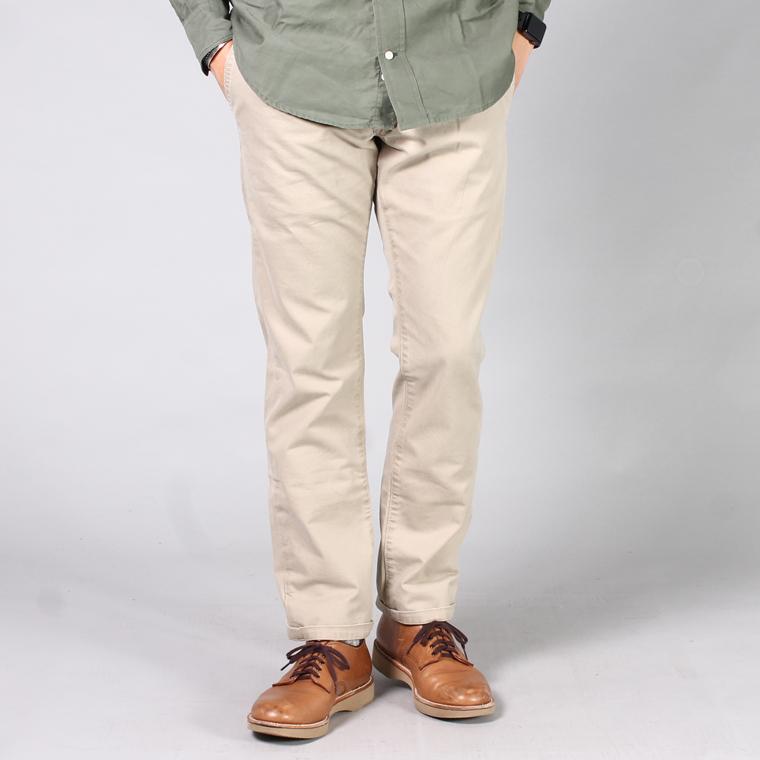 GROWN&SEWN グロウン&ソーン,定番 チノパン スリムフィット アメリカ製 メンズファッション アメカジ,通販 通信販売
