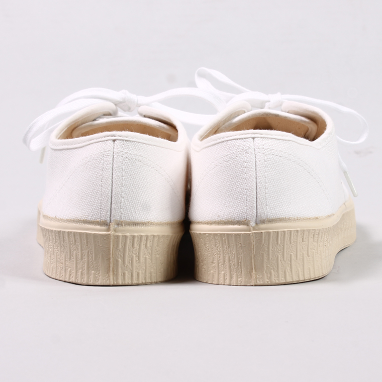 FERN (ファーン)  ARMY TYPE LOW / CANVAS - WHITE