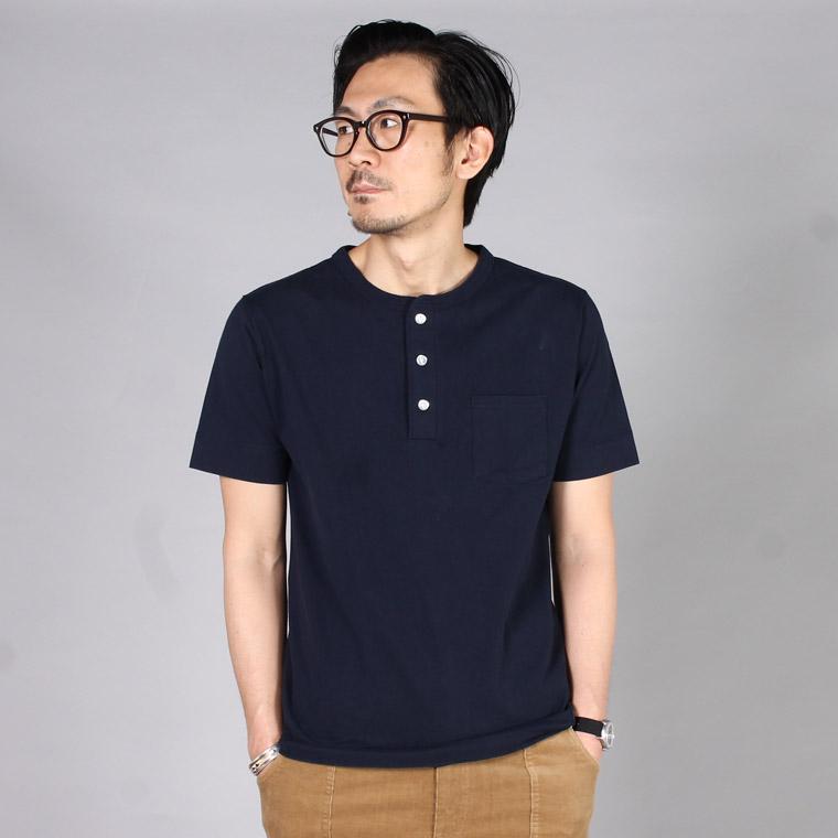 FELCO フェルコ×ヘルスニット ヘンリーネックTシャツ メンズファッション,通販 通信販売