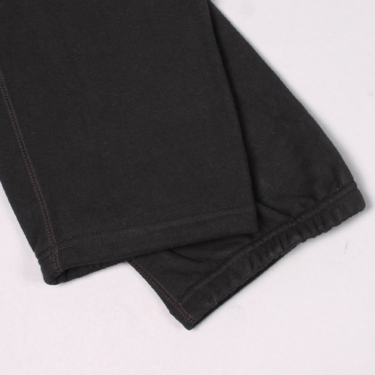 FELCO (フェルコ)  16oz NEW HEAVY WEIGHT TERRY SWEAT GYM PANT - BLACK