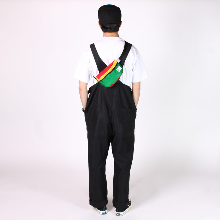 FELCO (フェルコ)  MADE IN USA FANNY PACK - GREEN CRAZY