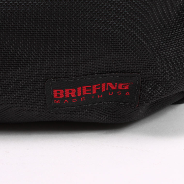 BRIEFING(ブリーフィング)  ATTACK PACK L - BLACK