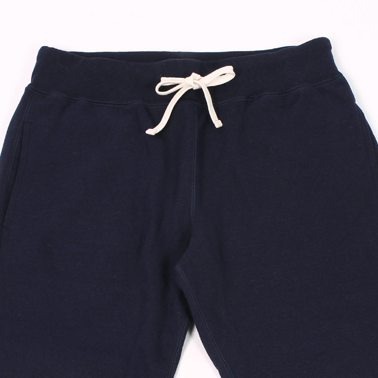 FELCO (フェルコ)  16oz NEW HEAVY WEIGHT TERRY SWEAT GYM PANT - ITALIAN NAVY