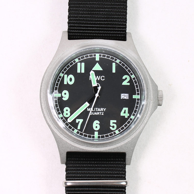 MWC (エムダブルシー)  G10 MILITARY WATCH - SILVER GREY