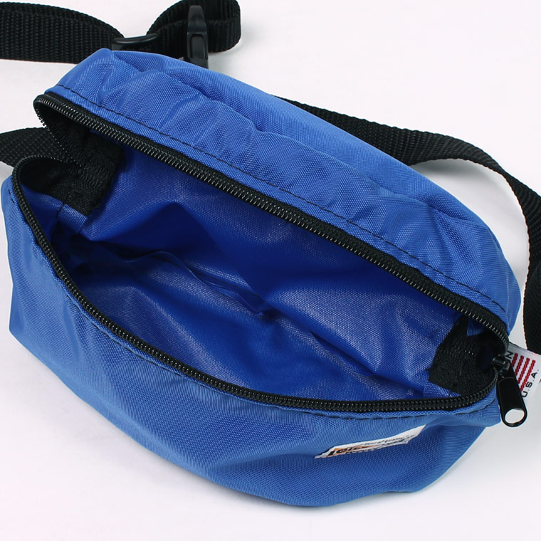 FELCO (フェルコ)  MADE IN USA FANNY PACK - BLUE