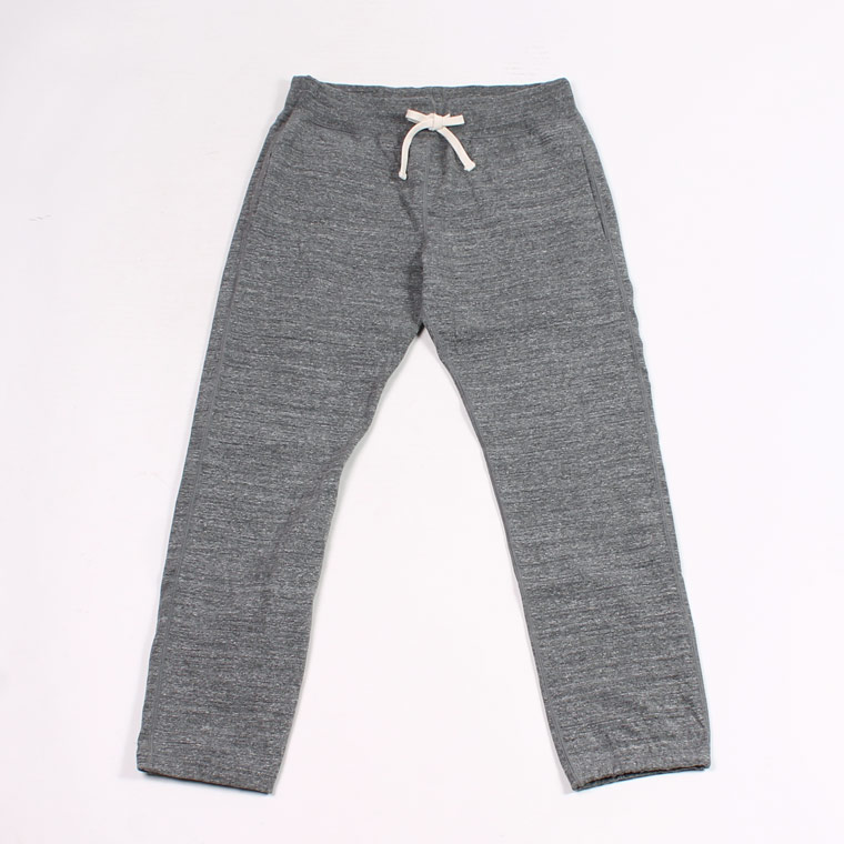 FELCO (フェルコ)  GYM PANT SUPER HARD JARSEY - HEATHER CHARCOAL