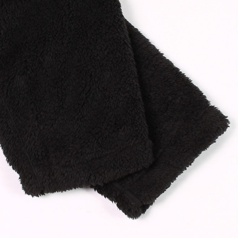 FELCO (フェルコ)  PLEASANT PILE FLEECE PANT - BLACK