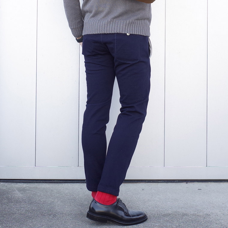 FELCO (フェルコ)  GYM PANT SUPER HARD JARSEY - ITALIAN NAVY