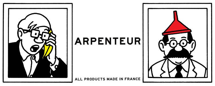 ARPENTEUR,アーペントル,メンズ,通販 通信販売