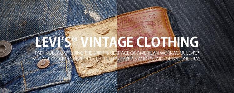 LEVI'S VINTAGE CLOTHING,リーバイスヴィンテージクロージング,メンズ,通販 通信販売