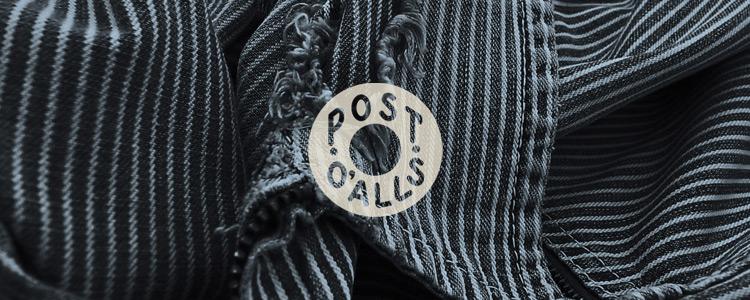 POSTOVERALLS,ポストオーバーオールズ,メンズ,通販 通信販売