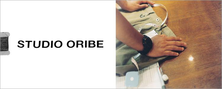 STUDIO ORIBE,スタジオオリベ,メンズ,通販 通信販売