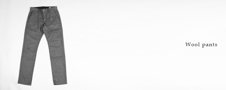 ウールパンツ トップス Explorer エクスプローラー 通販 通信販売