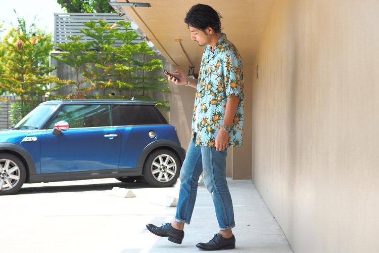 2018年6月 大人カジュアル 柄+オープンカラーシャツ特集,名古屋 メンズファッション セレクトショップ Explorer エクスプローラー,通販 通信販売