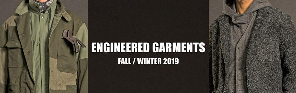 ENGINEERED GARMENTS エンジニアドガーメンツ エンジニアードガーメンツ,2019秋冬新作 2019fw,名古屋 メンズファッション セレクトショップ Explorer エクスプローラー,通販 通信販売