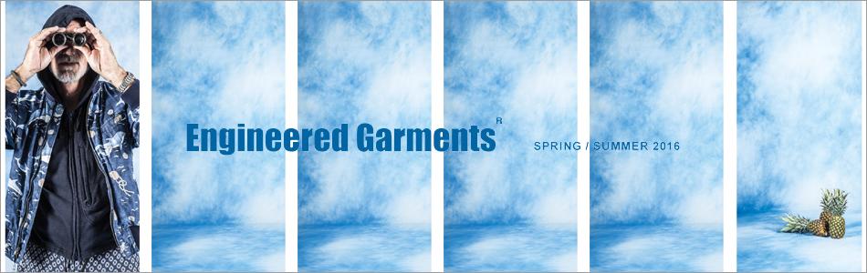 ENGINEERED GARMENTS,エンジニアドガーメンツ エンジニアードガーメンツ,2016春夏新作,通販