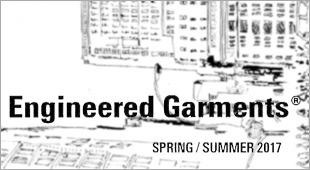 ENGINEERED GARMENTS,エンジニアドガーメンツ エンジニアードガーメンツ,2017春夏新作 2017ss,通販 通信販売