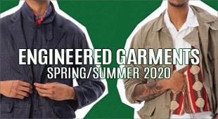 ENGINEERED GARMENTS エンジニアードガーメンツ エンジニアドガーメンツ,2020春夏新作 2020ss,名古屋 メンズファッション セレクトショップ Explorer エクスプローラー,通販 通信販売