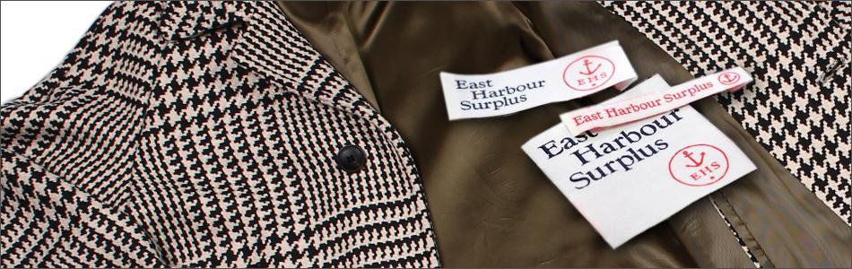 East Harbour Surplus イーストハーバーサープラス,イタリア製 2017秋冬新作 2017AW メンズファッション,通販 通信販売