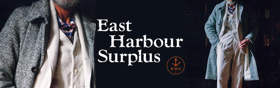 East Harbour Surplus イーストハーバーサープラス,2019秋冬新作 2019fw,名古屋 メンズファッション セレクトショップ Explorer エクスプローラー,通販 通信販売