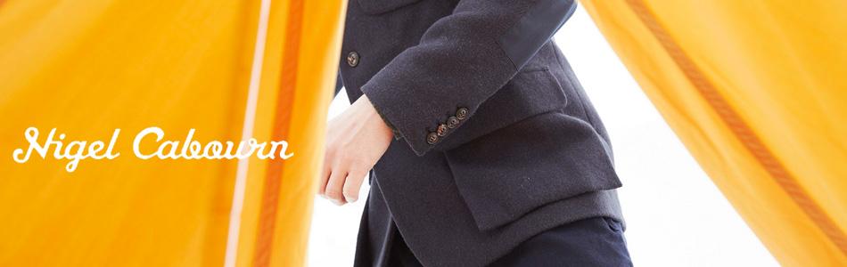 NIGEL CABOURN ナイジェルケーボン,メンズファッションブランド 2017秋冬新作,通販 通信販売